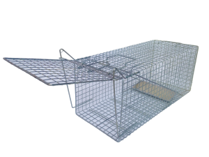 Fox Trap with Trip Plate